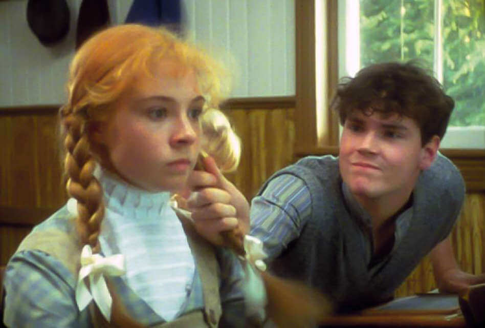 Anne of Green Gables - Anne and Gilbert