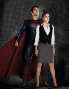 Man of Steel - Superman and Lois Lane