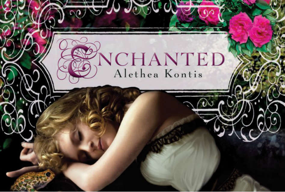enchanted book review