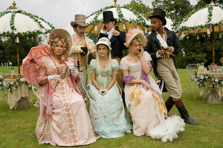 Highlighting The New Romantic Comedy Adaptation of 'AUSTENLAND'