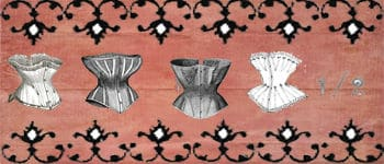 four and a half corsets