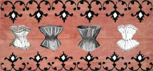Four corsets for reviews