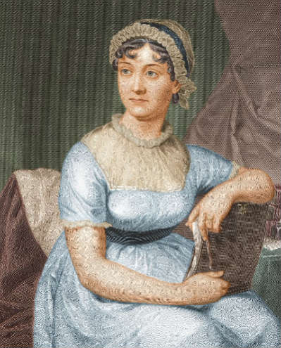 Jane Austen | 20 of the Best 18th and 19th Century Women Writers