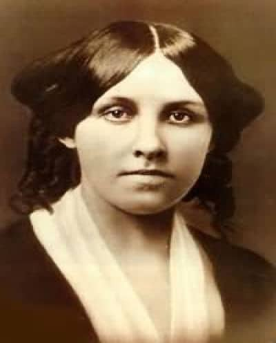 Louisa May Alcott | 20 of the Best 18th and 19th Century Women Writers