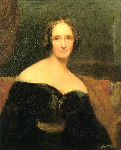 Mary Shelley | 20 of the Best 18th and 19th Century Women Writers