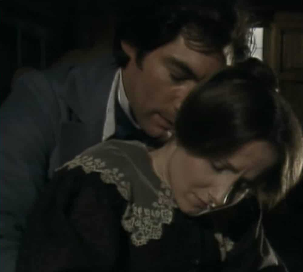 Rochester and Jane in Jane Eyre 1983