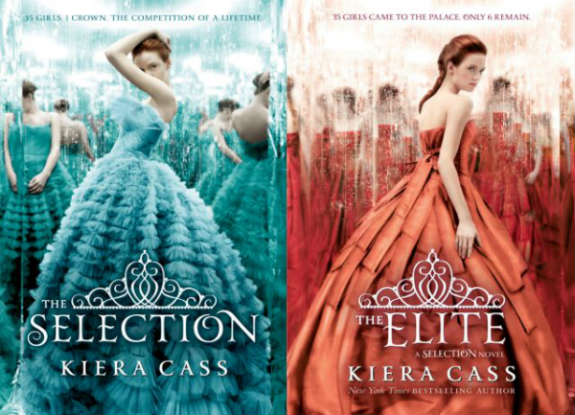 Book Reviews: The Selection and The Elite by Kiera Kass