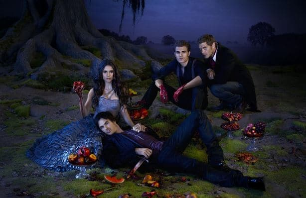 The Vampire Diaries Photo: CW | So You Love Vampires...The New Byronic Monster