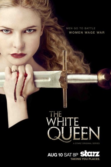 The White Queen: Episode One Review - A Historically Inaccurate But Entertaining Adaptation