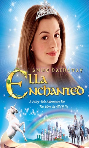 a review of the story of ella enchanted Ella enchanted is somewhat of a cross between cinderella and shrek we have a modernized fantasy world with ogres, elves, giants, taxi carriages and man-powered.