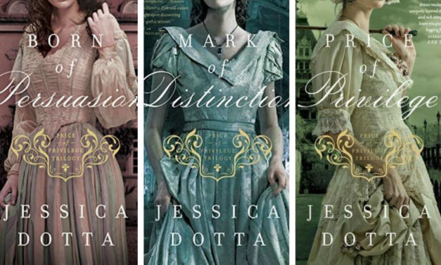 Author Jessica Dotta Takes the Petticoat Personality Test