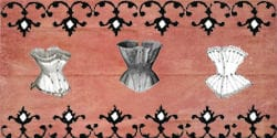three corset rating