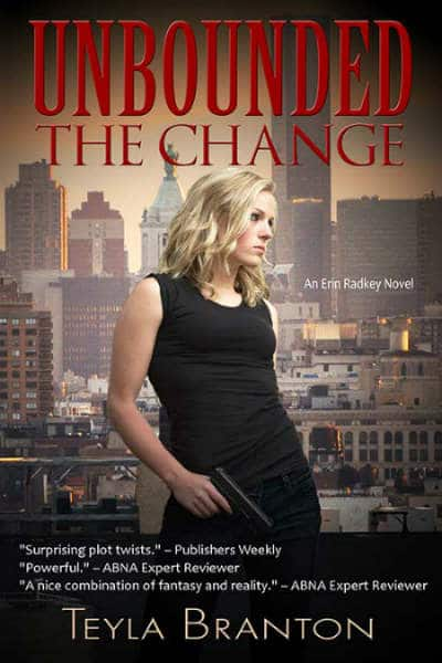 Book Review: Teyla Branton's The Change (Unbounded Book 1)