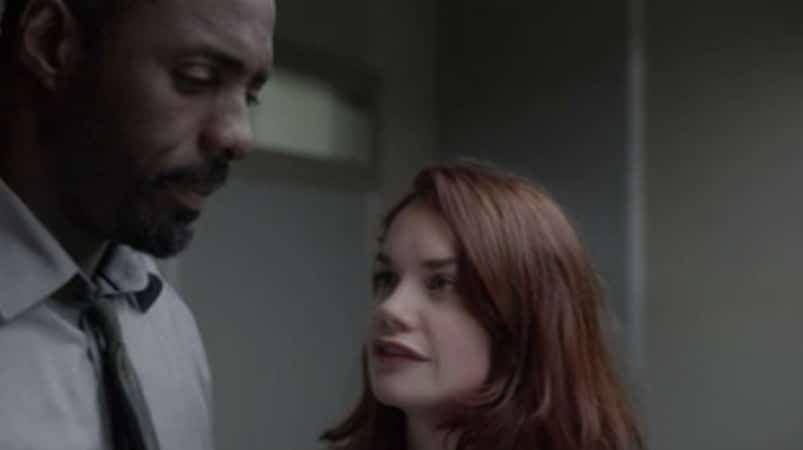 Romantic Moment of the Week - Luther and Alice
