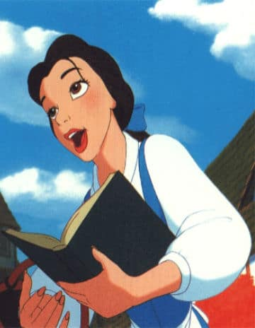 Belle from Beauty and the Beast Picture: Disney