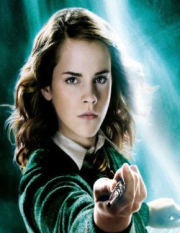 Emma Watson as Hermione Granger in Harry Potter and the Order of the Phoenix Photo: Warner Bros.