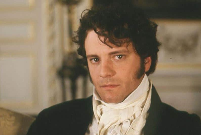 Colin Firth as Mr. Darcy Photo: BBC