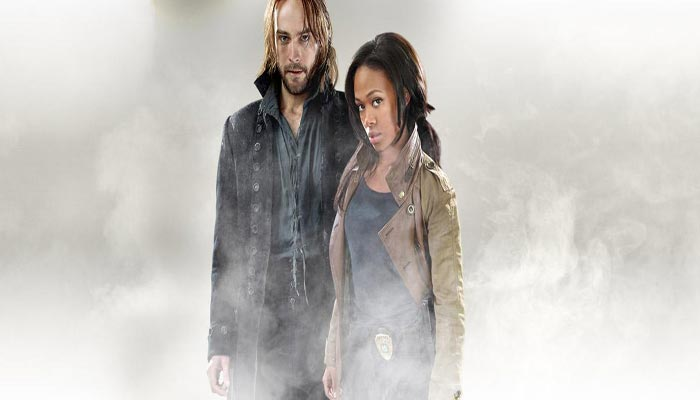 sleepy hollow; time travel tv shows