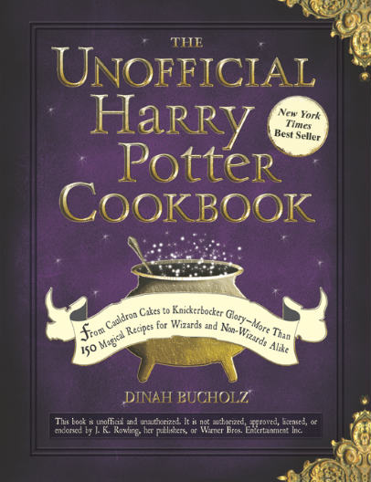 The Unofficial Harry Potter Cookbook - A Magical Mystical Meal