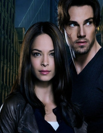 Kristin Kreuk as Catherine in the CW's Beauty and the Beast Photo: CW
