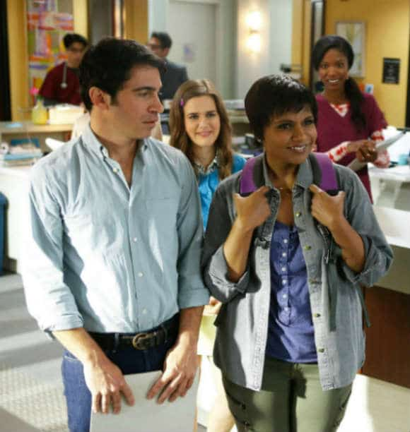 Watch The Mindy Project Season 2 Premiere Early