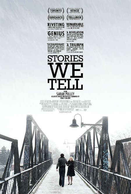 Film Review: Stories We Tell