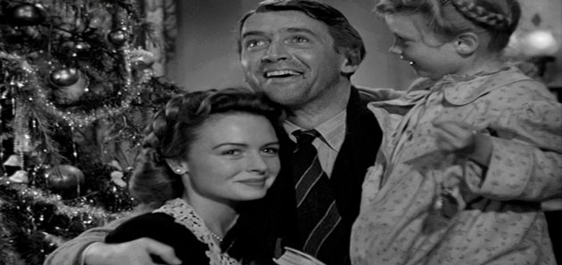 Vintage Christmas -It's A Wonderful Life (1946)
