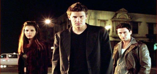 Angel - Vampire TV Shows