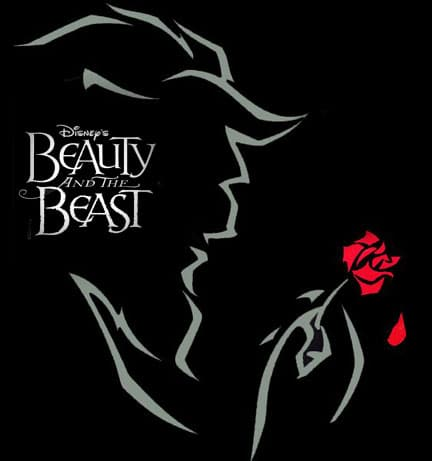Beauty and the Beast (Broadway Poster)