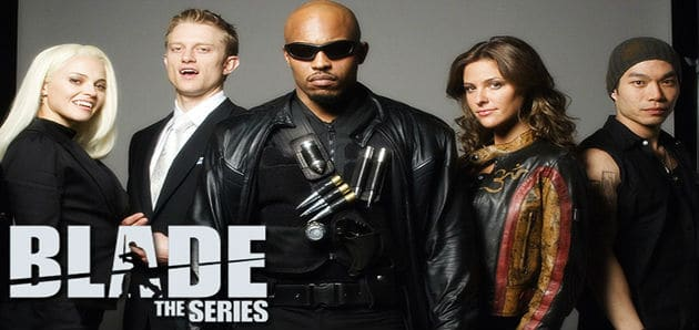 Blade the Series - Vampire TV Shows