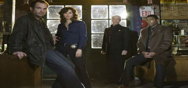 Dresden Files - Vampire TV Shows