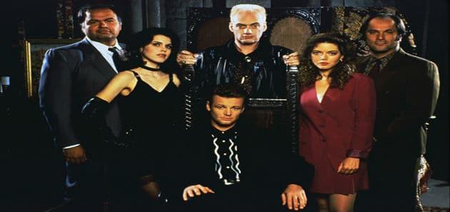Forever Knight - Vampire TV Shows