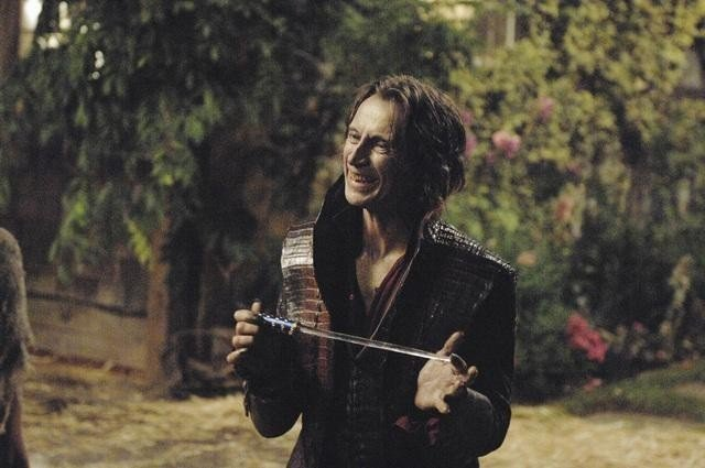 Robert Carlyle as Rumpelstiltskin in Once Upon A Time Photo: ABC
