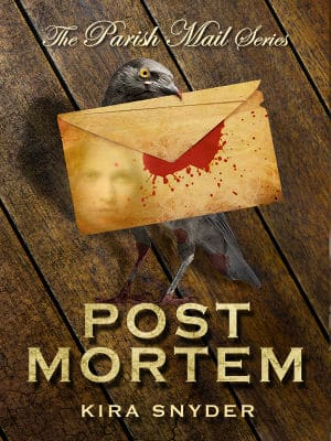 Book Review: Kira Snyder's Post Mortem (Parish Mail Series #2)