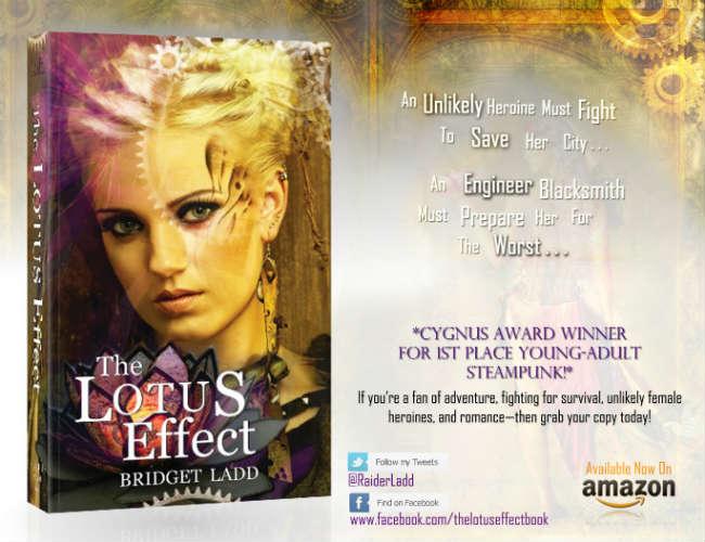 The Lotus Effect Postcard