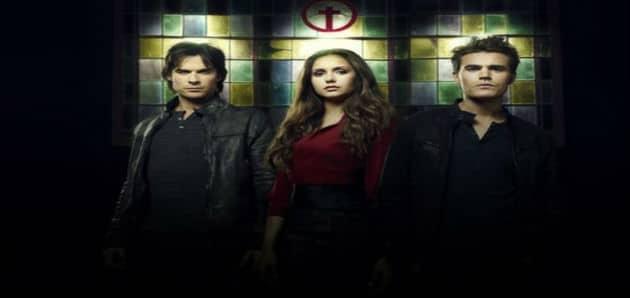 The Vampire Diaries - Vampire TV Shows