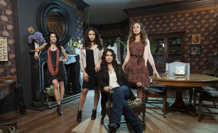 TV Review: Witches of East End