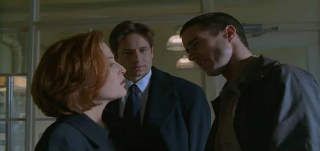 "x-Files ""Bad Blood"" - Vampire TV Shows"