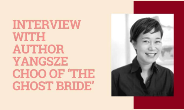 Interview With Author Yangsze Choo Of 'The Ghost Bride'