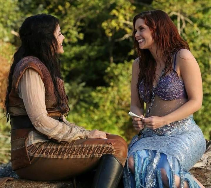 Behind the Folk Tale: The Little Mermaid