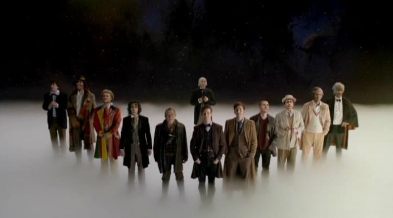 Doctor Who Diaries: The Day of the Doctor 50th Anniversary Review