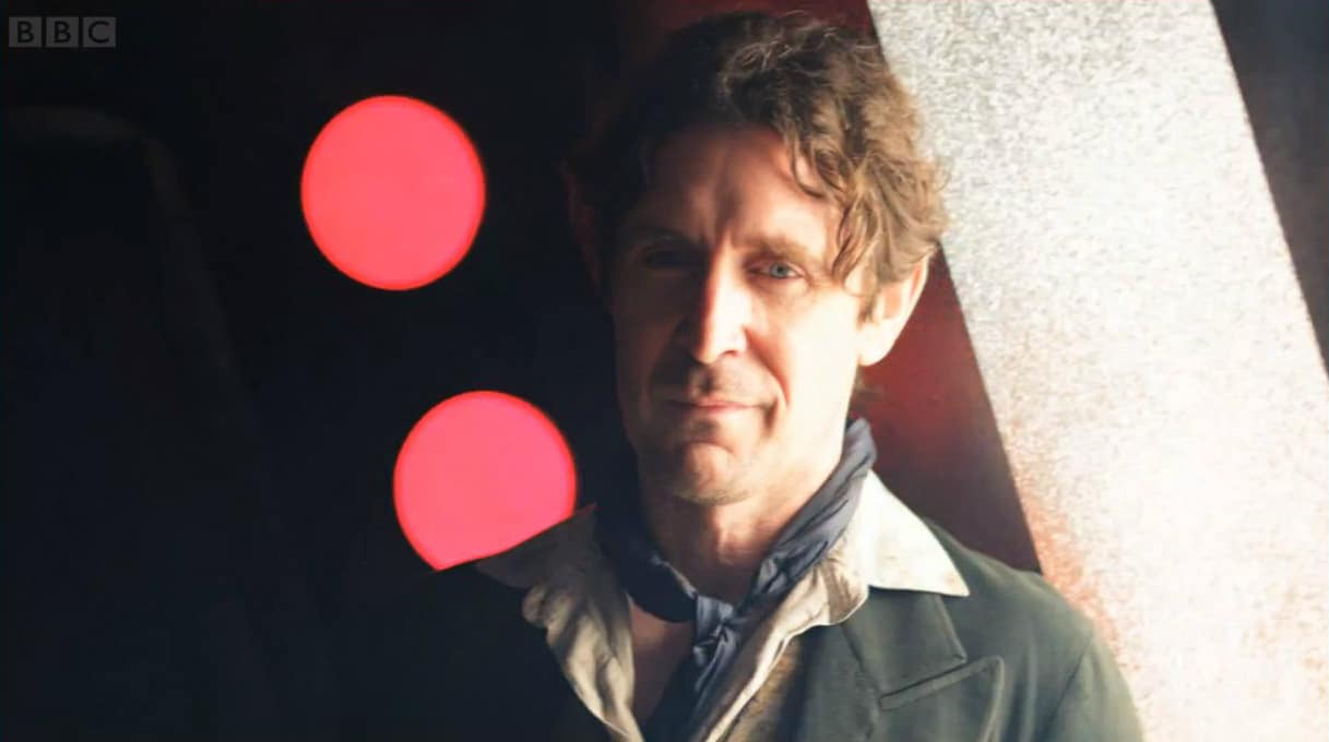 The Eighth Doctor Returns. Photo: BBC