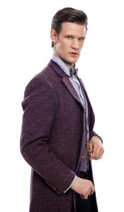 11th Doctor, Photo: BBC