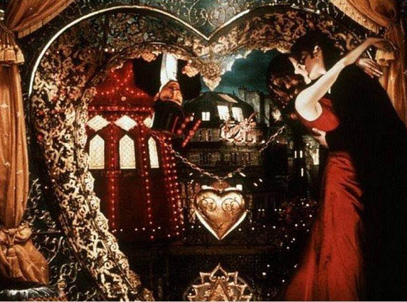 Moulin Rouge starring Nicole Kidman and Ewan McGregor. Photo: 20th Century Fox