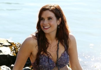 Ariel (JoAnna Garcia Swisher) in Once Upon a Time Photo: ABC