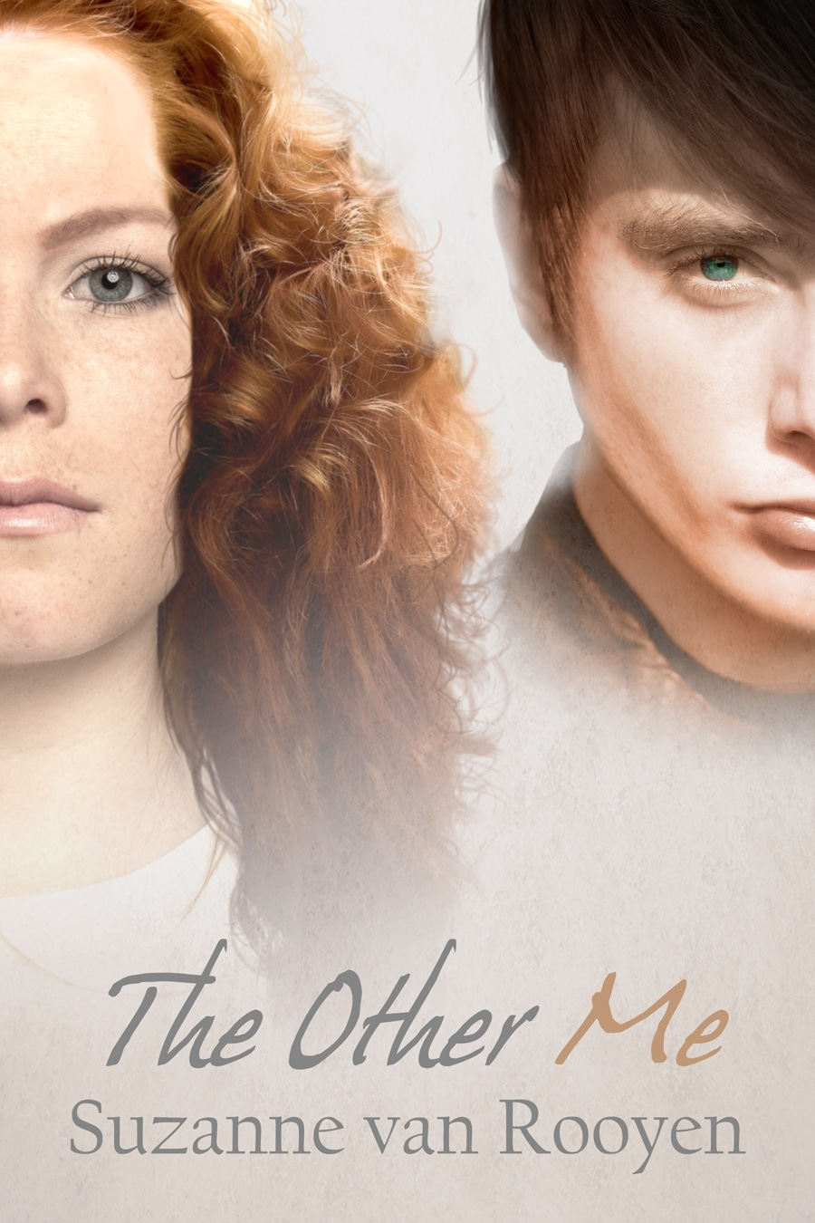 Cover Reveal: Suzanne Van Rooyen's The Other Me