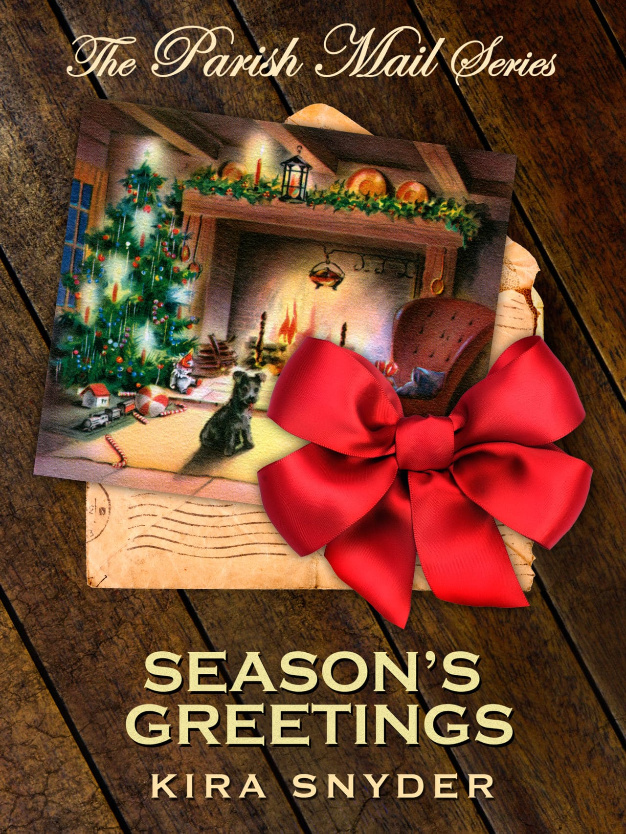 Book Review and a Giveaway: Season's Greetings, A Parish Mail Short