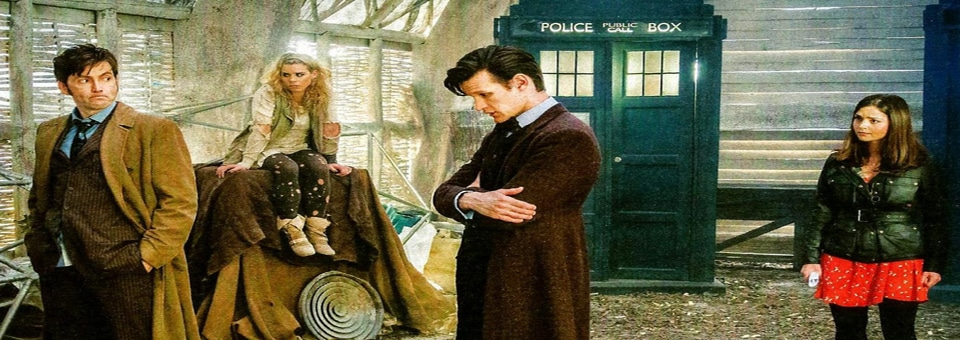 The Day of the Doctor- A Doctor Who 50th Anniversary Theory Part 4…Not so Impossible?
