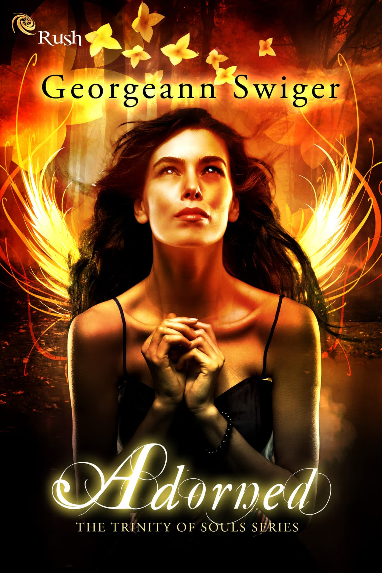 Book Review, Giveaway and an Excerpt: Adorned by Georgeann Swiger