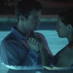 Elijah (Daniel Gillies and Hayley (Phoebe Tonkin) from The Originals.  Photo: CW